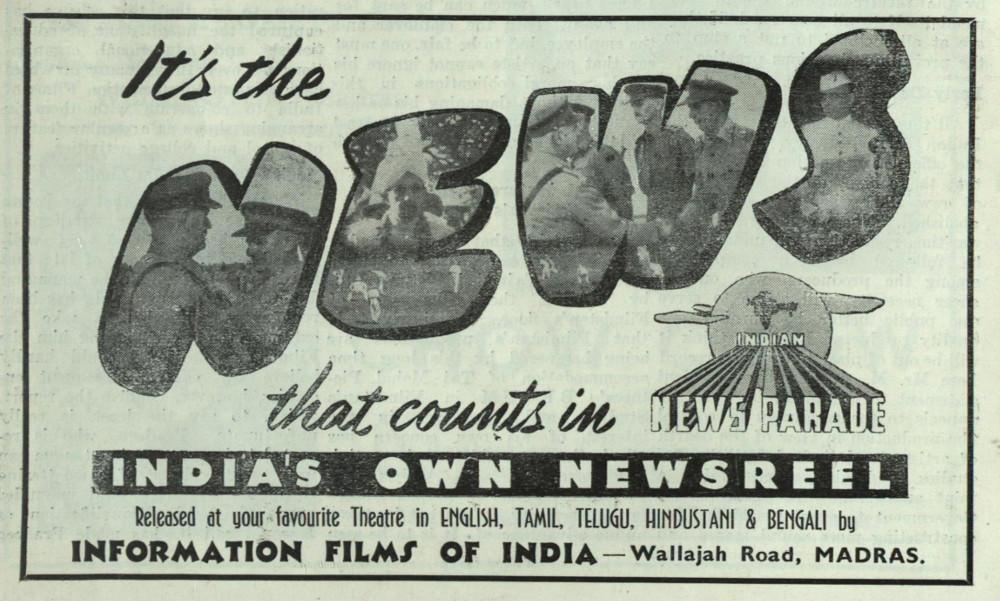 Indian News Parade
