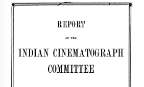 Indian Cinematograph Committee