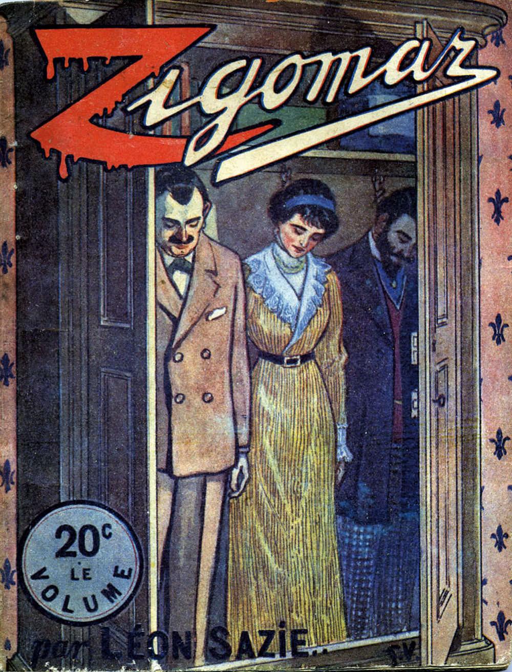 zigomar-poster