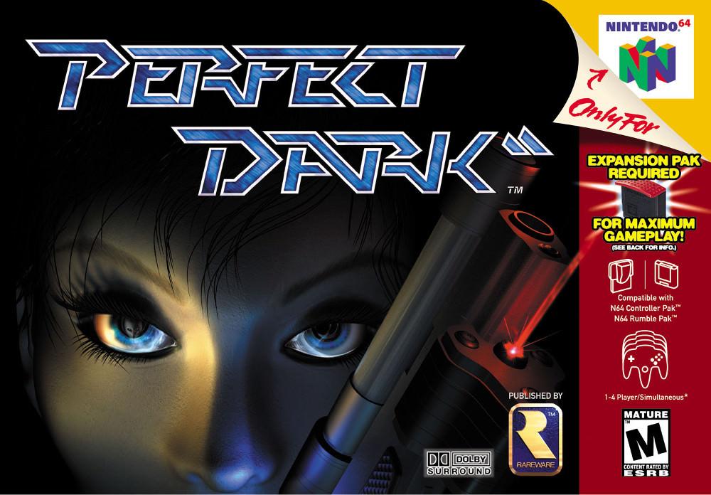 Perfect Dark: Rated M (Mature 17+)